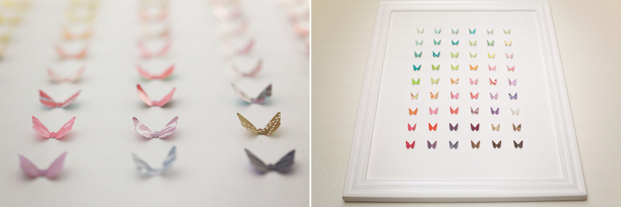 DIY CraftsPaper Butterfly Punch Art Mindi Leatham